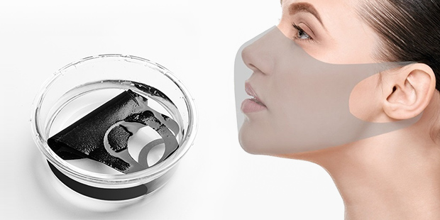 3D立体クールマスク「クールブレス」